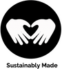 ecoimagine sustainably made symbol