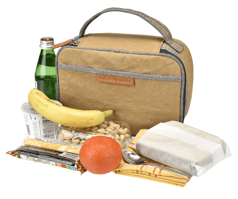 Boxed Lunchbox Made from SuperNatural Paper™ - New Arrival Lunchbox Out of the Woods