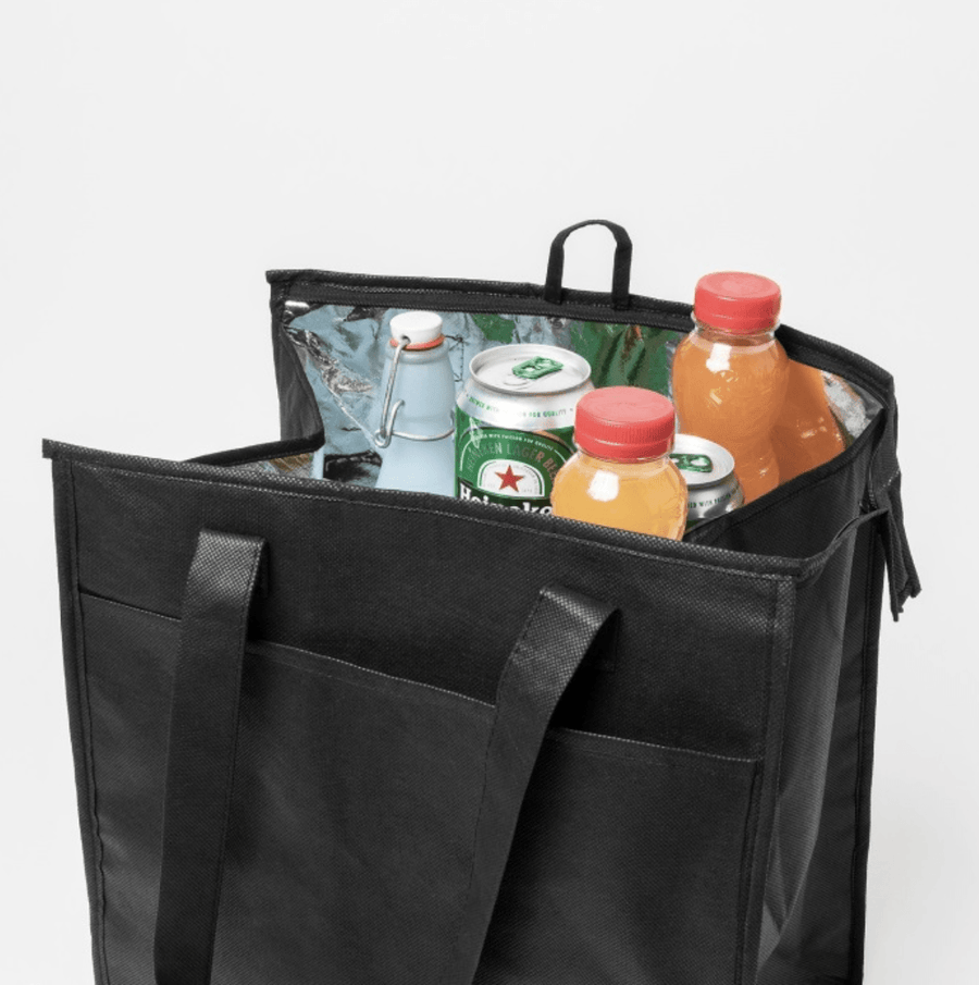 XL Extra Tough Recycled Insulated Grocery Bag Grocery Bag ecoimagine