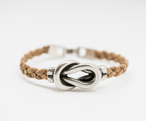 Open image in slideshow, Infinity Cork Bracelet Bracelets Bent & Bree Large - 7.25""
