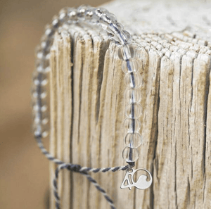 4Ocean Bracelets 100% Recycled - NEW ARRIVAL Bracelets 4Ocean Dark Grey/Light Grey Mix - Manatee