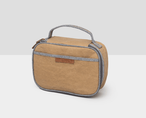 Boxed Lunchbox Made from SuperNatural Paper™ - New Arrival Lunchbox Out of the Woods Sahara