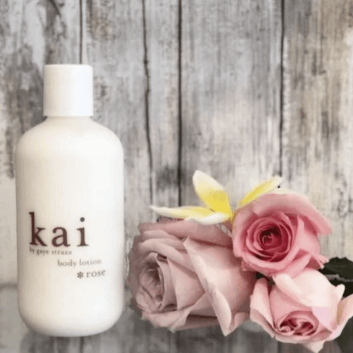 New Arrival - Kai Body Lotion Body Lotion Kai Rose - Gardenia Wrapped in Wild Flowers & Rose