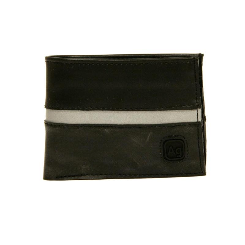 Franklin Reflective Wallet Wallets Alchemy Goods Silver