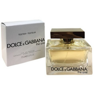 Dolce & Gabbana the one testeur original (75 ml )