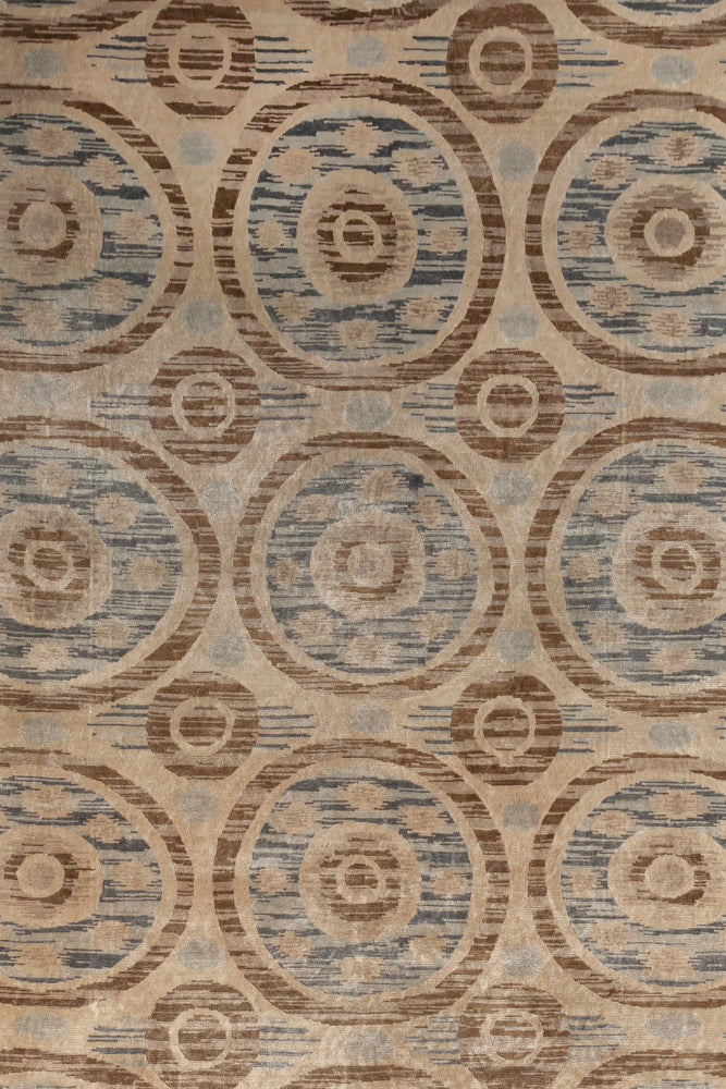 Unique Area Rug - 9343-B
