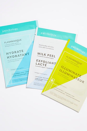 The Perfect Weekend (Patchology - Flashmasque Trio)