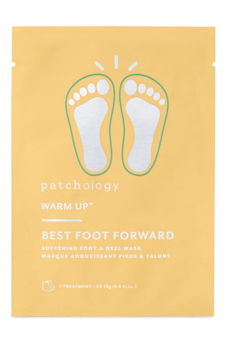 Best Foot Forward (Patchology - Moisturizing Foot Mask)