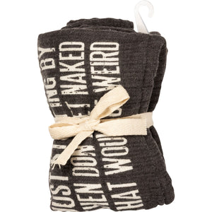 Get Naked - Hand Towel