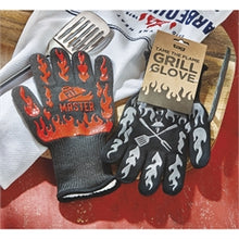 Load image into Gallery viewer, Pit Master Grill Glove - Red