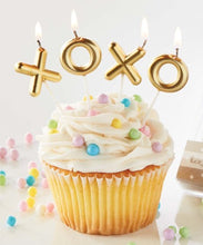 Load image into Gallery viewer, XOXO Party Candle Set