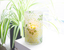 Load image into Gallery viewer, Green Fern - LED Candle Jar