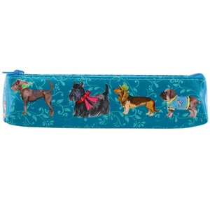 Brush Bag / Pencil Pouch - Pooches