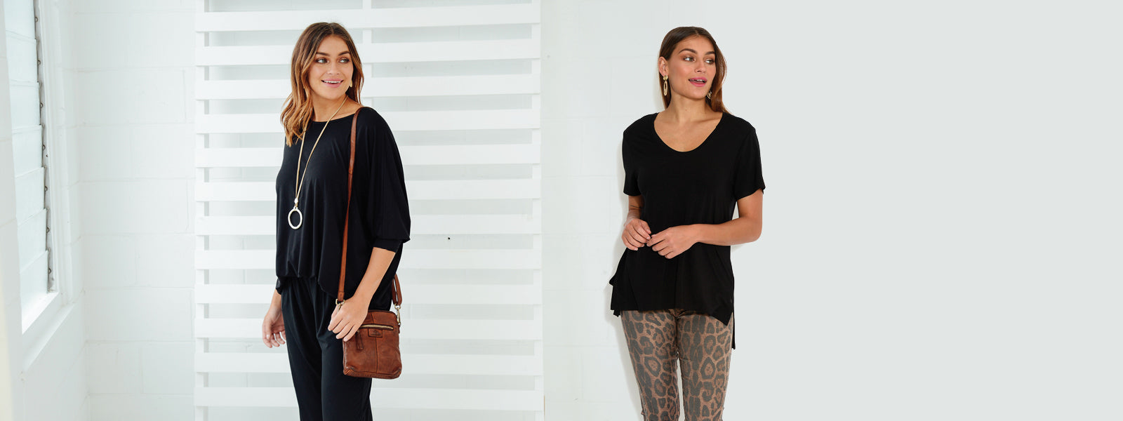 Comfortable Travel Clothes - Bamboo Tops