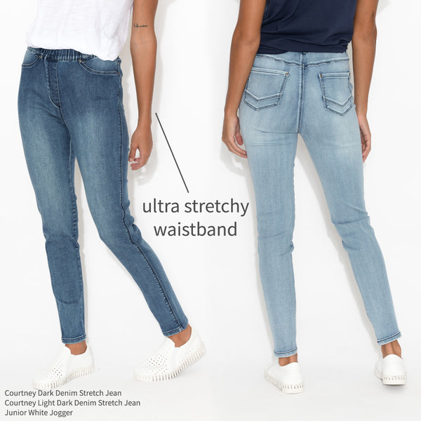 courtney denim stretch jean