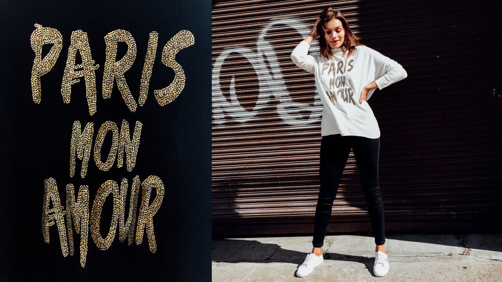 paris mon amour jumper