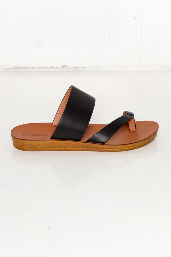 Keshina Black Sandal