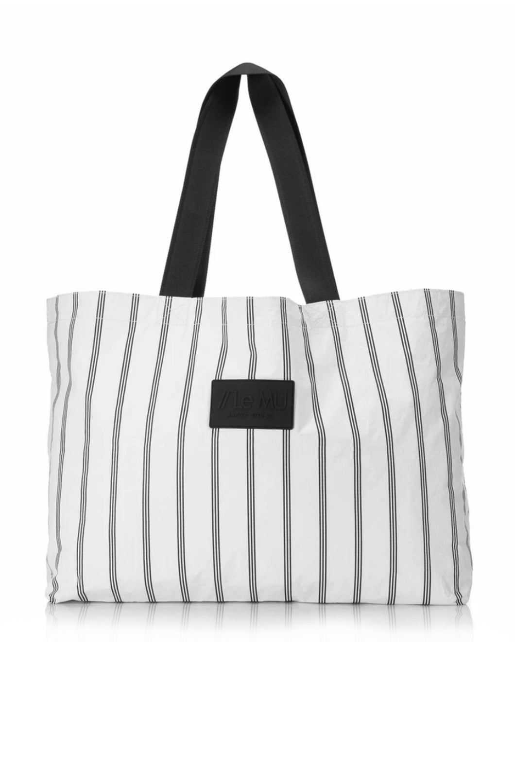 Charter Splash Proof Stripe Large Tote Bag