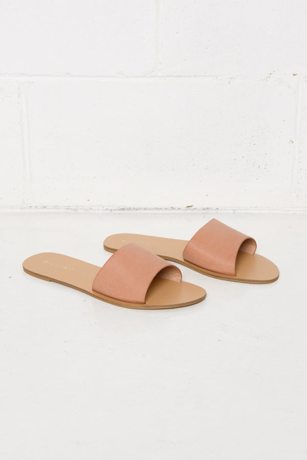 Camel Crete Slides - Blue Bungalow