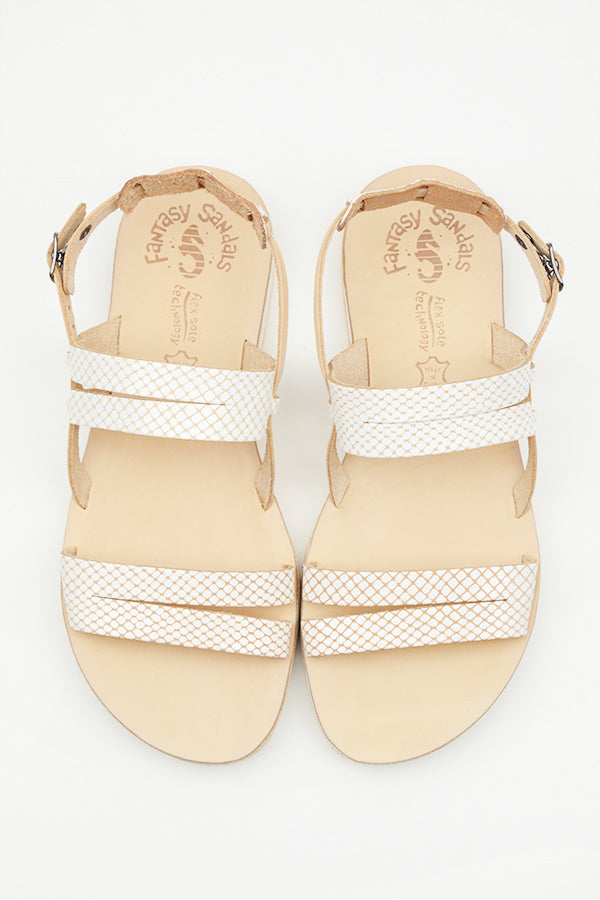 White Lizard Kirner Sandal - Blue Bungalow
