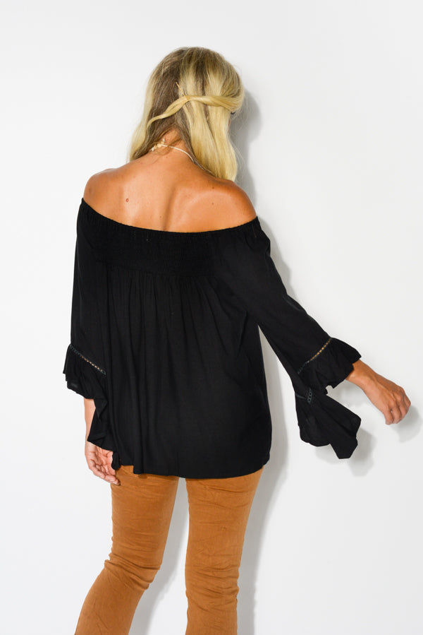 Black Amal Top