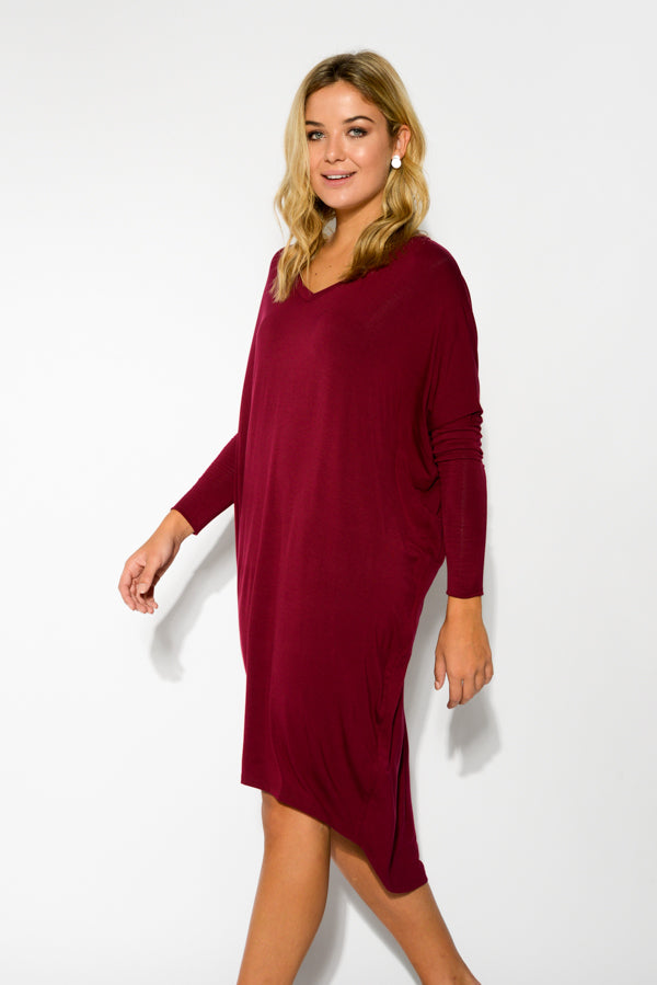 Catherine Berry Bamboo Dress
