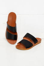 Envy Black Slides