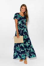 Daintree Leaf Maxi Dress