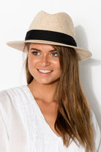 Natural Travel Pana Hat - Blue Bungalow