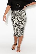 Alicia White Instinct Midi Skirt