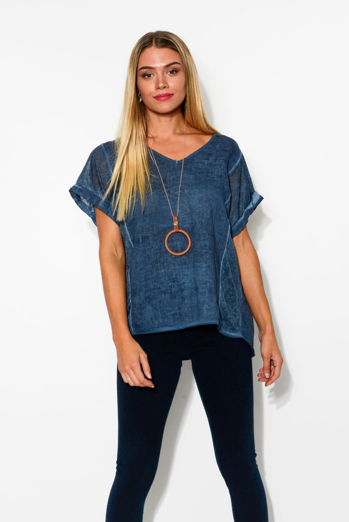 d726a3fe9441 Women s Linen Clothing - Perfect For Summer   Travel - Blue Bungalow