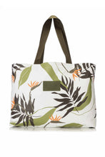 Birds Splash Proof Large Tote Bag