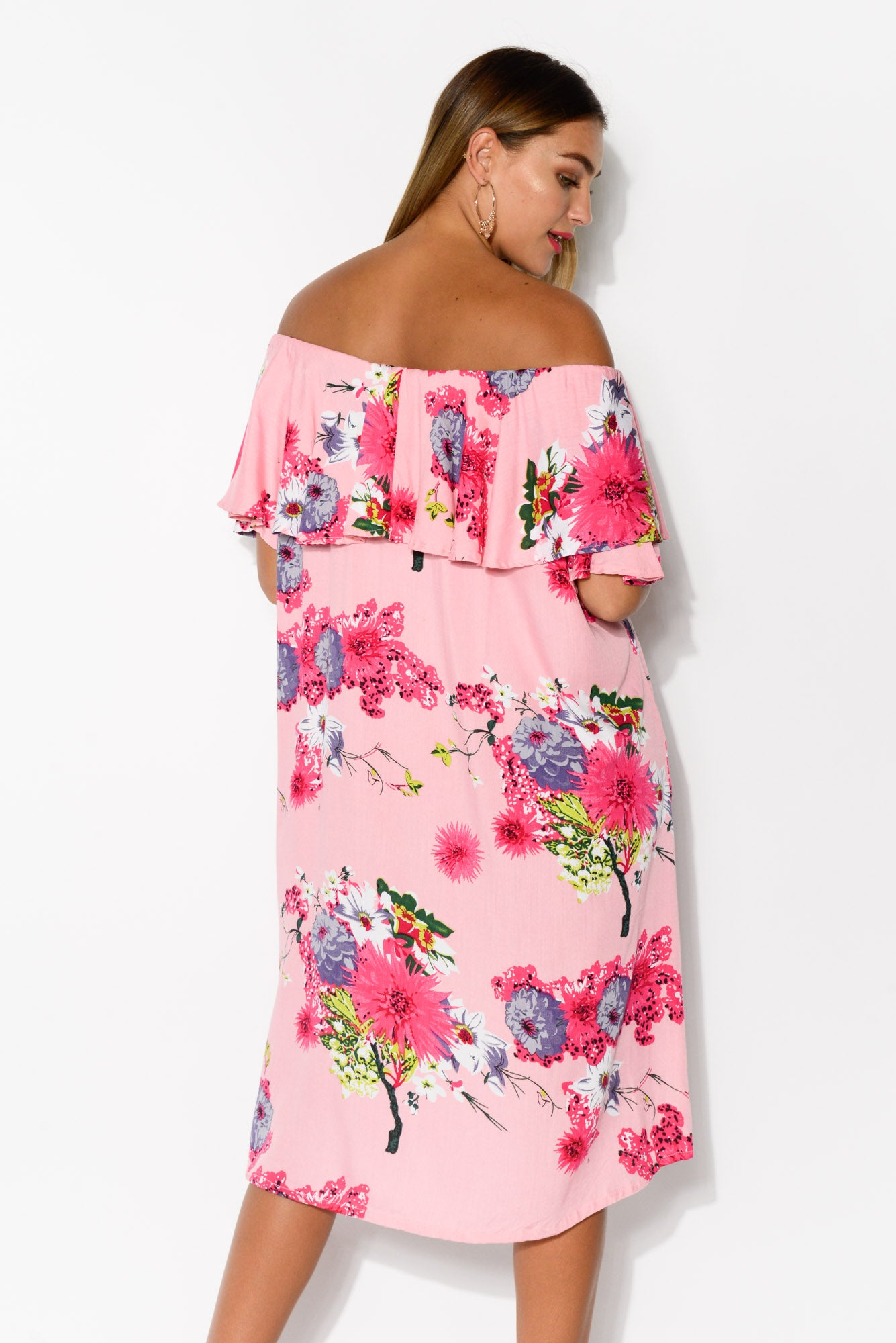 Bianca Blush Sakura Dress