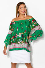 Ronnie Moss Off Shoulder Top