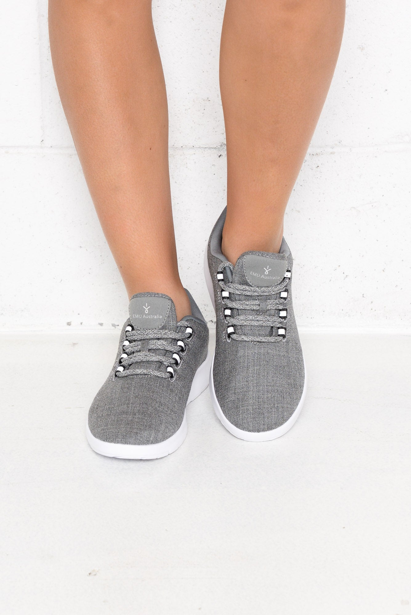Barkly Grey Wool Sneakers – Blue Bungalow