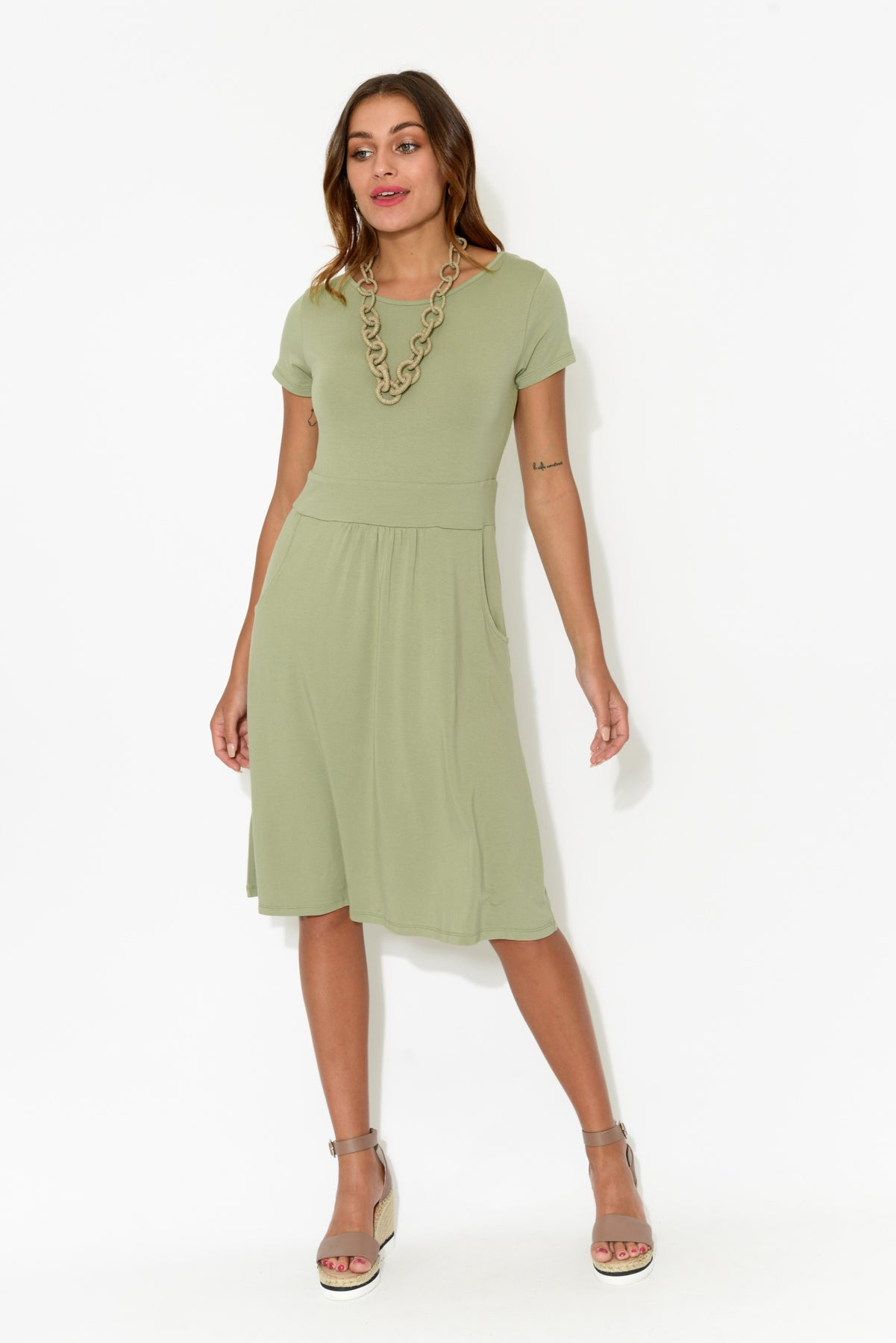Beth Sage Bamboo Dress