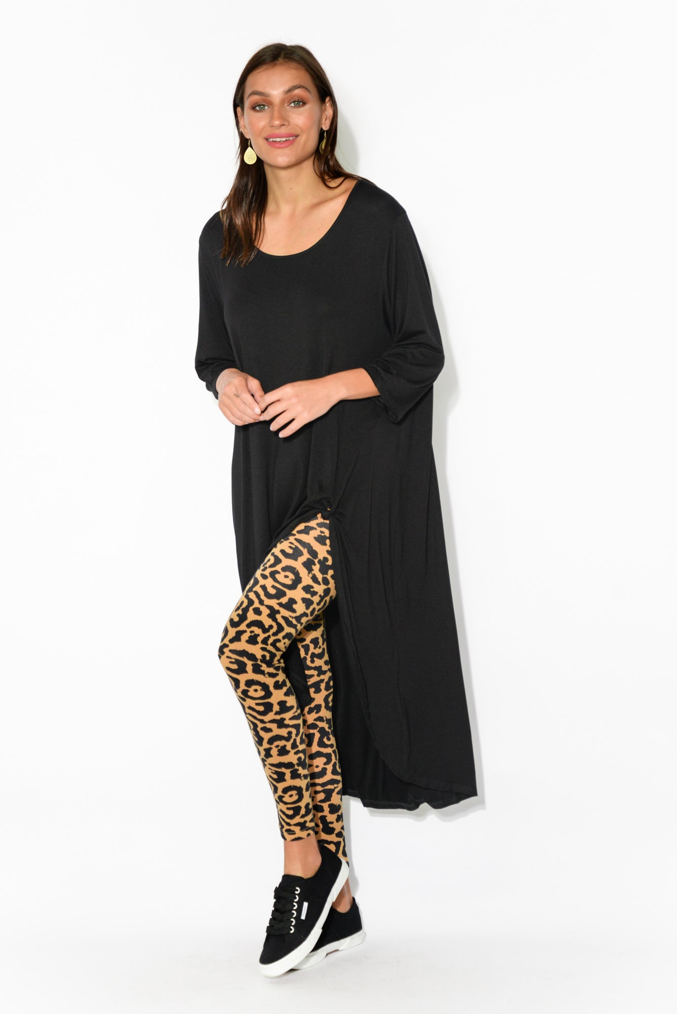 Leopard Everyday Legging