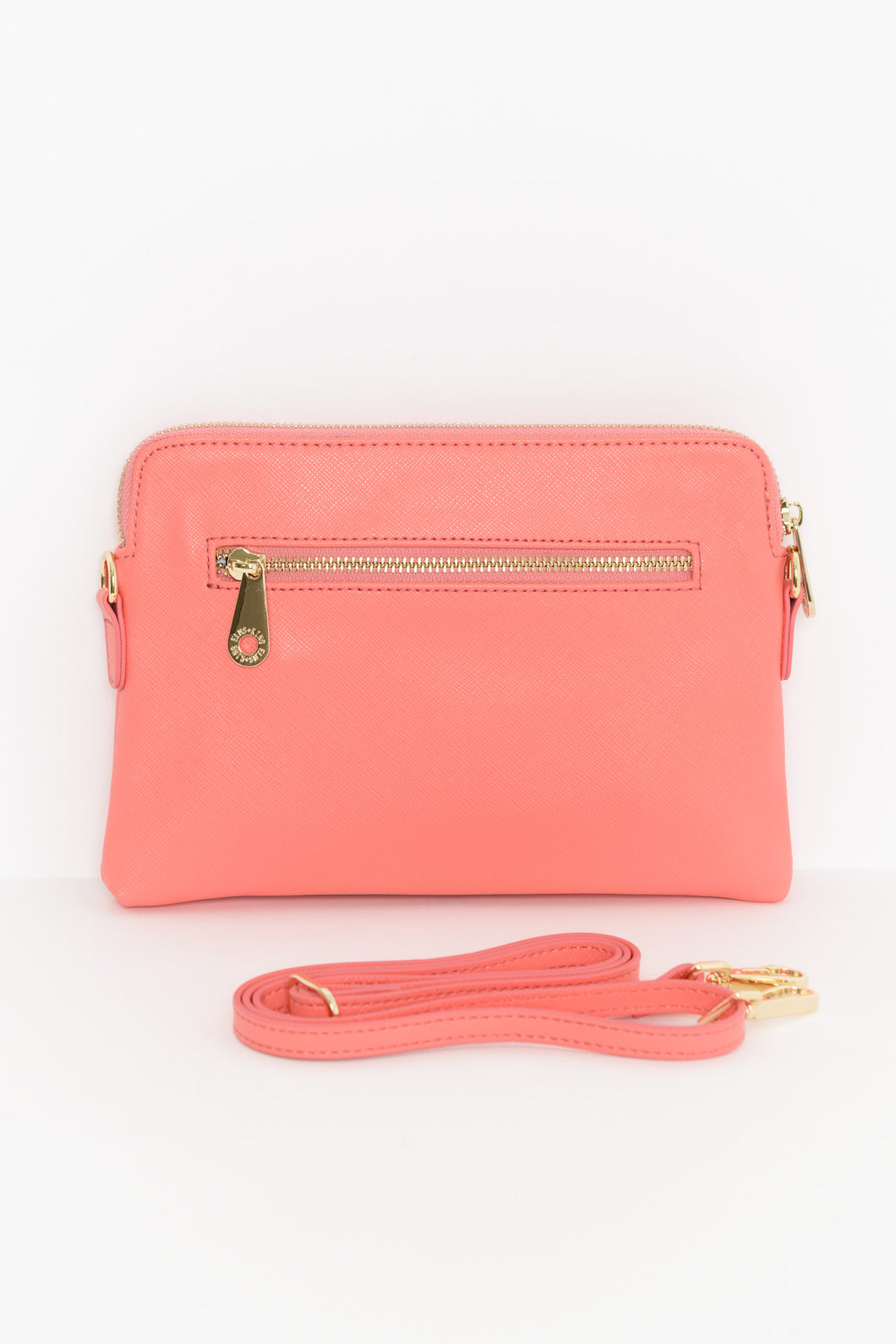 Bowery Pink Clutch