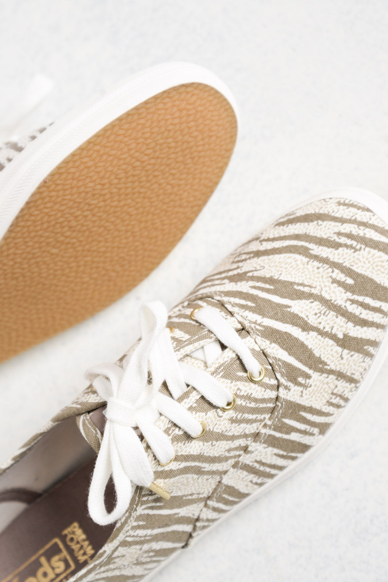 Champion Tiger Organic Cotton Sneaker