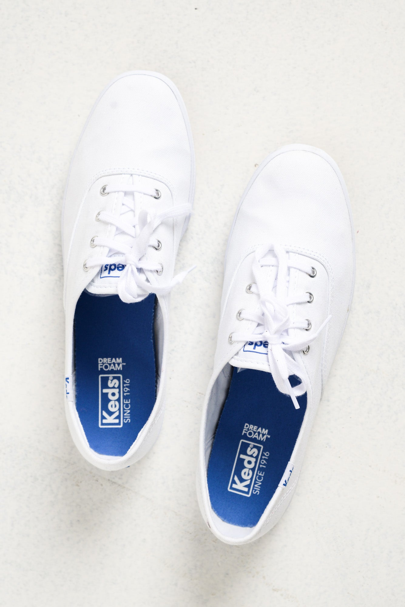 Champion White Organic Cotton Sneaker