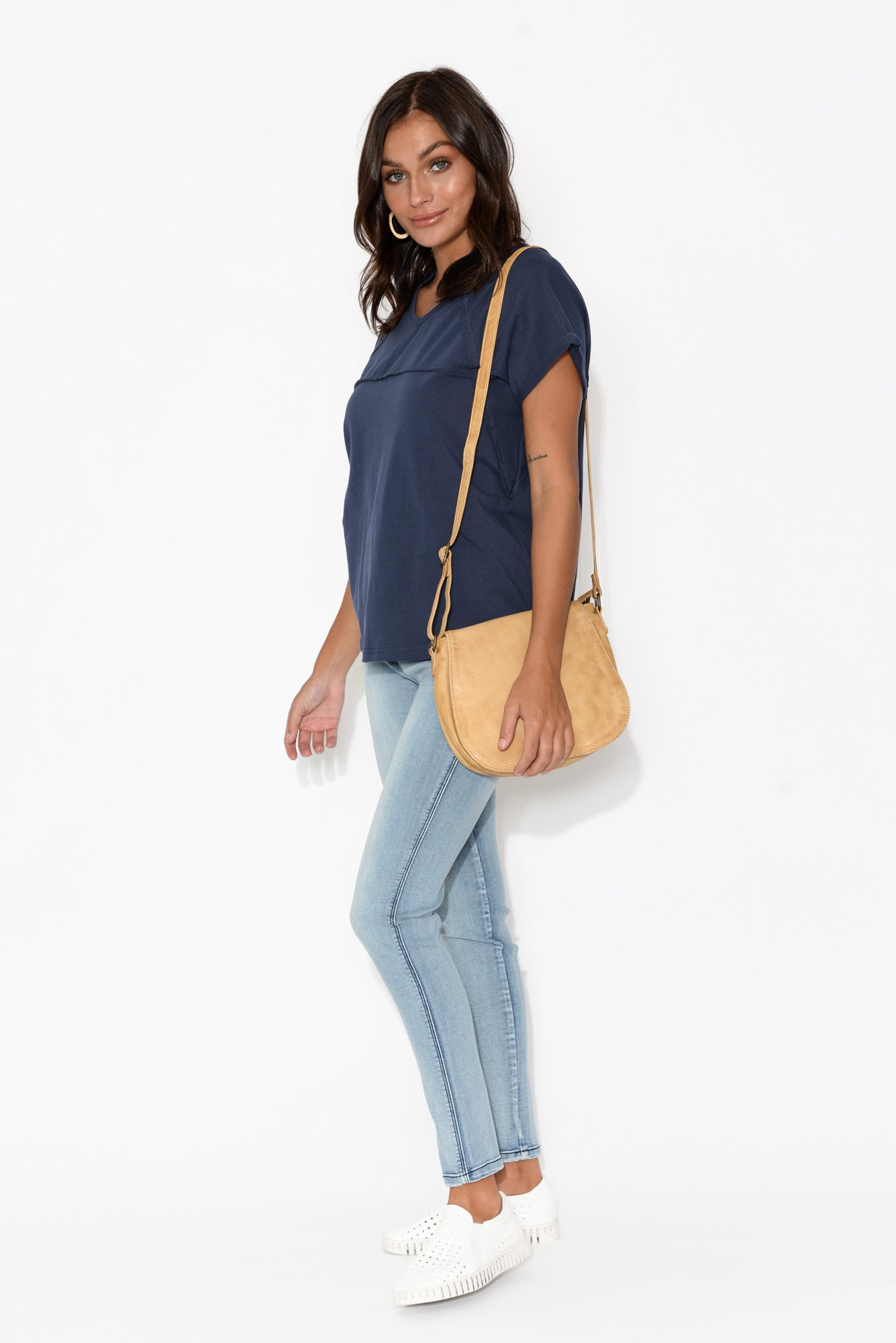 Courtney Light Denim Stretch Jean