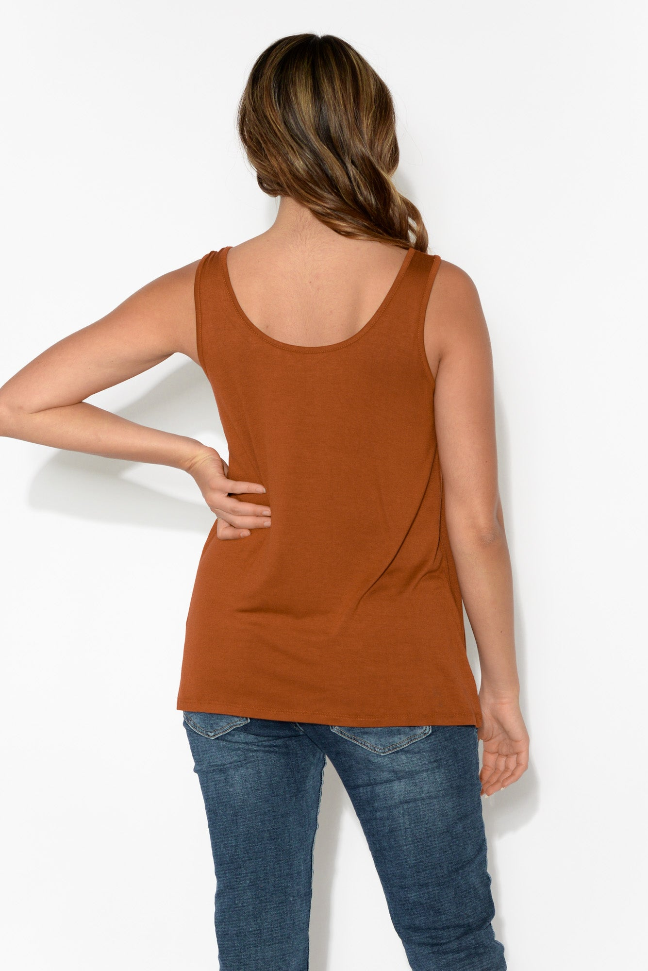 Dallas Terracotta Reversible Tank