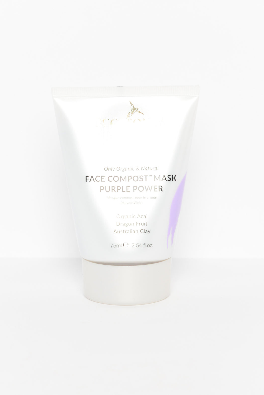 Eco Organic Face Compost Purple Power Mask