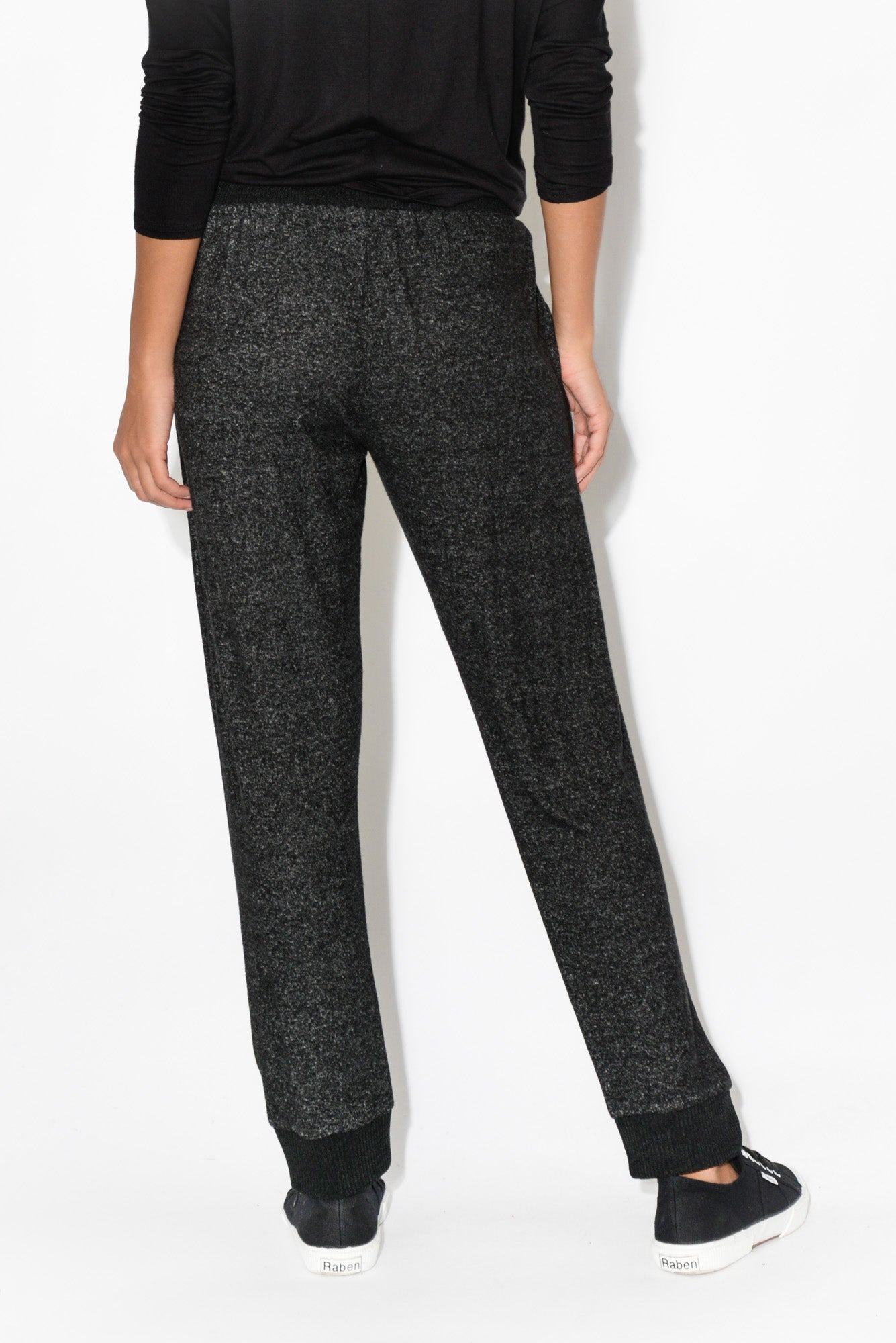 Emerson Charcoal Pant