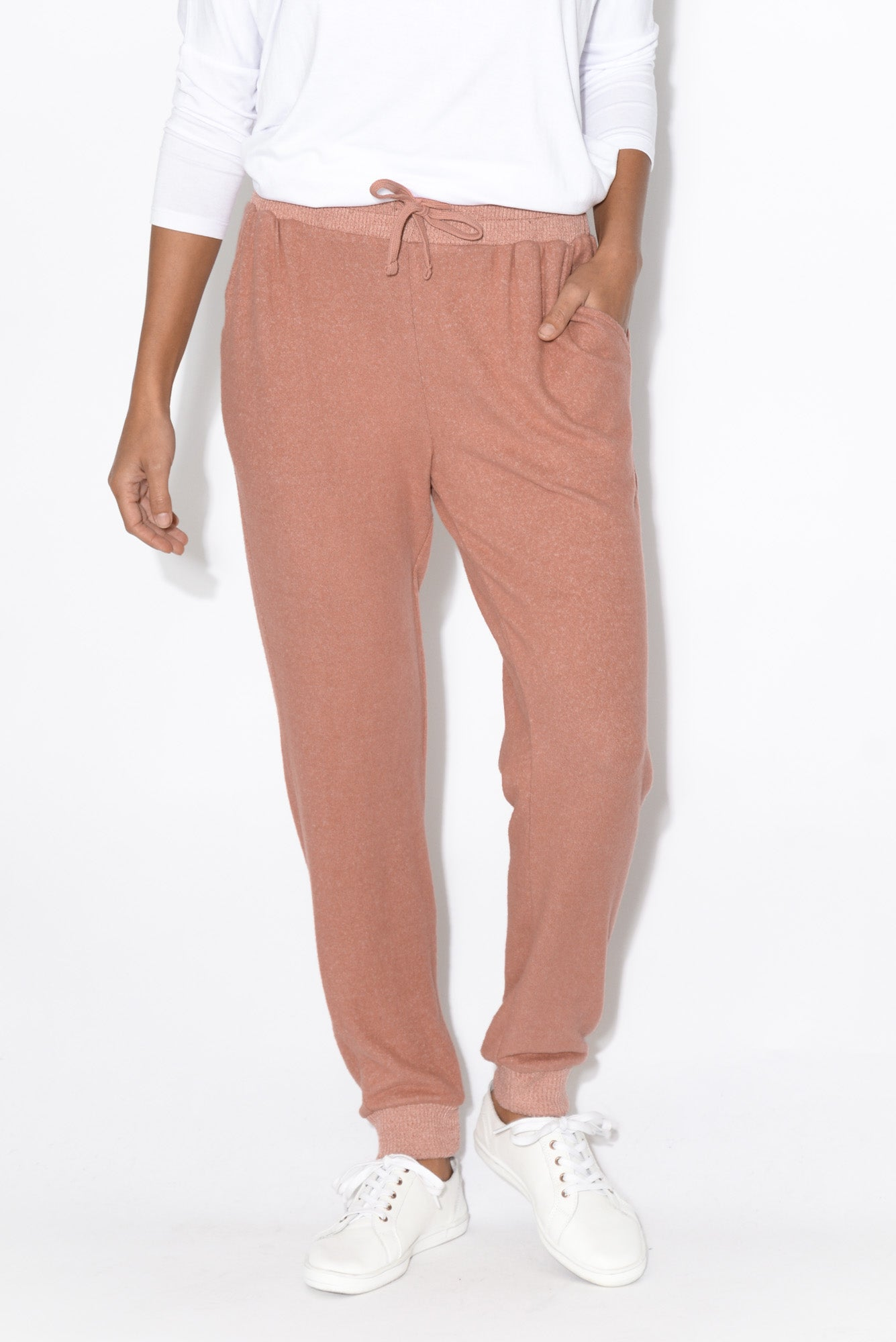 Emerson Dusty Rose Pant