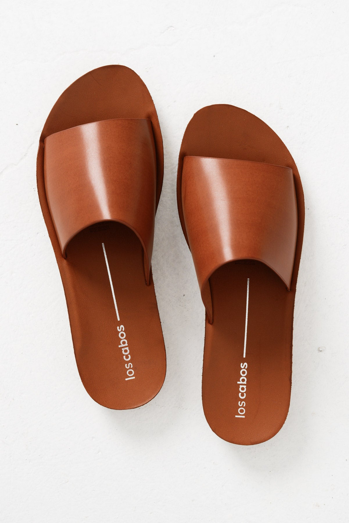 Eshi Brown Slide - Blue Bungalow