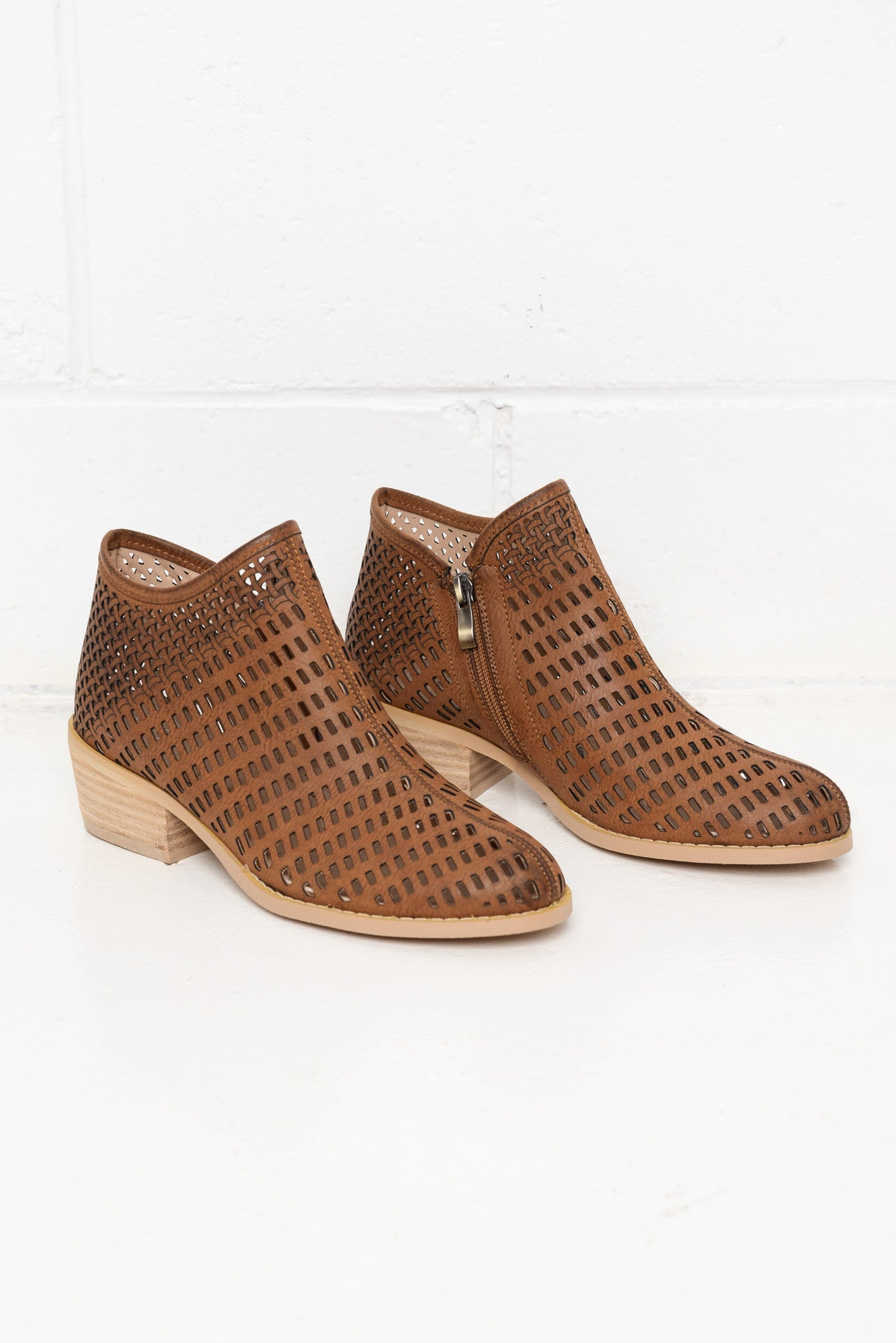 Esma Brandy Boot