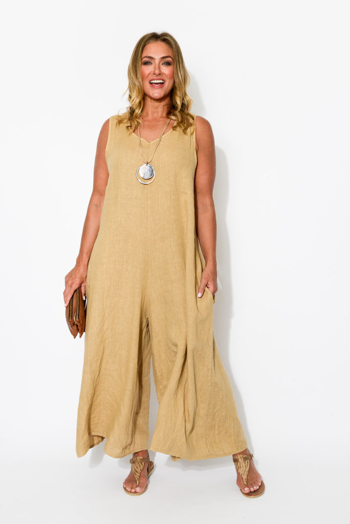 3aed8235549 Women s Linen Clothing - Perfect For Summer   Travel - Blue Bungalow