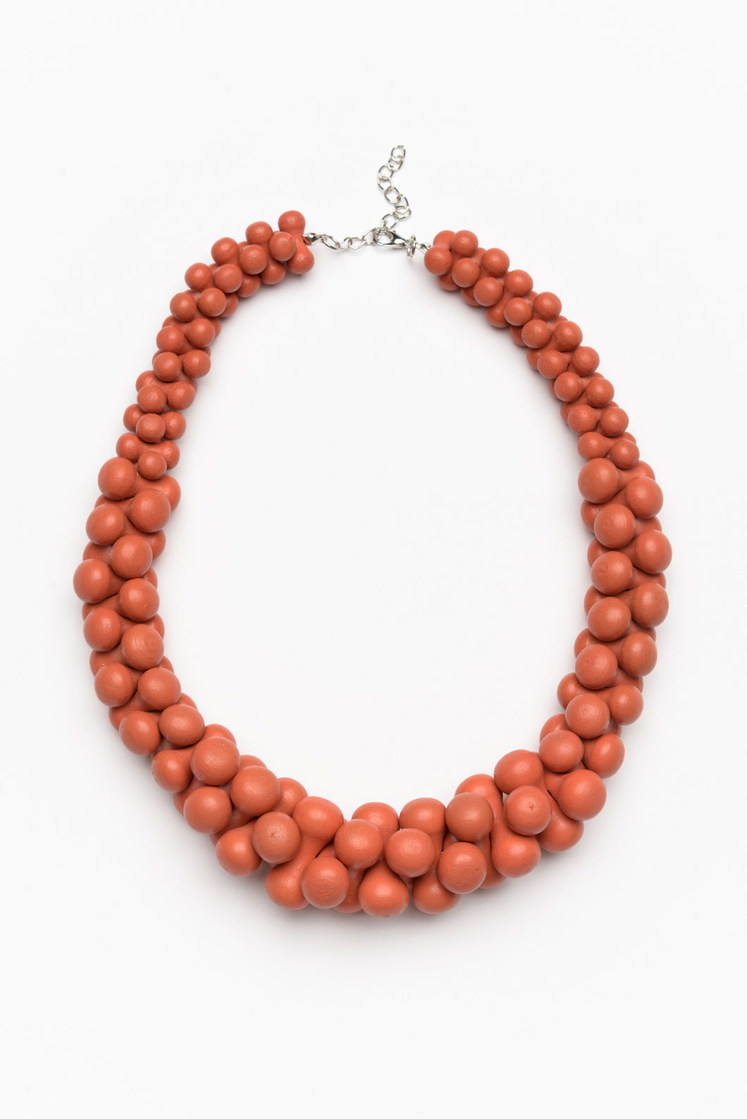 Flint Coral Necklace