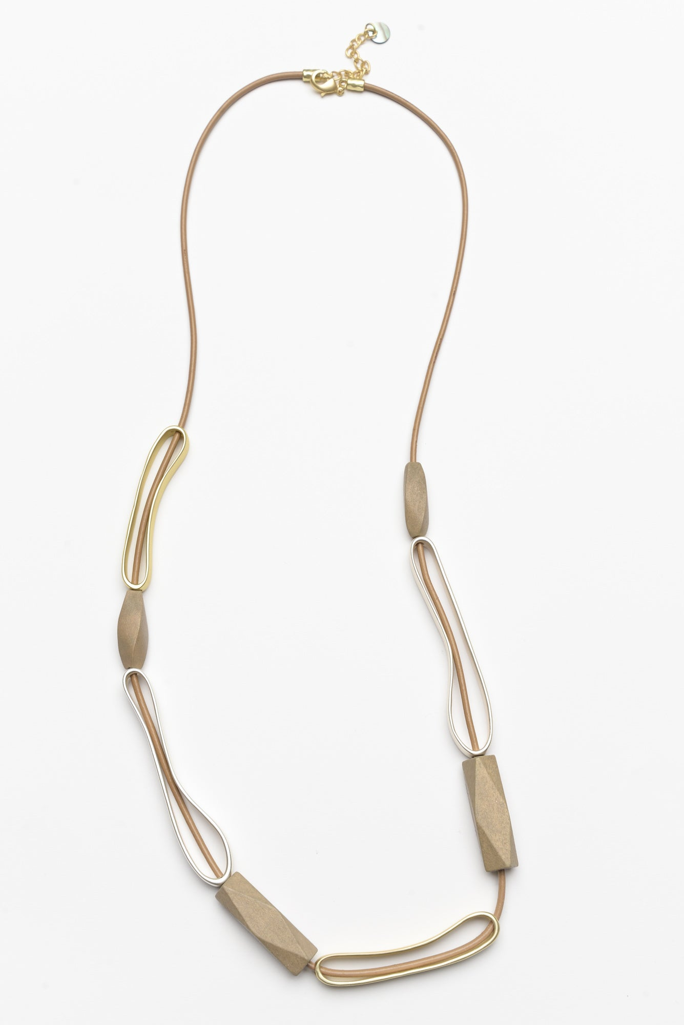 Indie Abstract Necklace